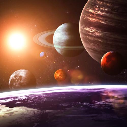 Solar system-500