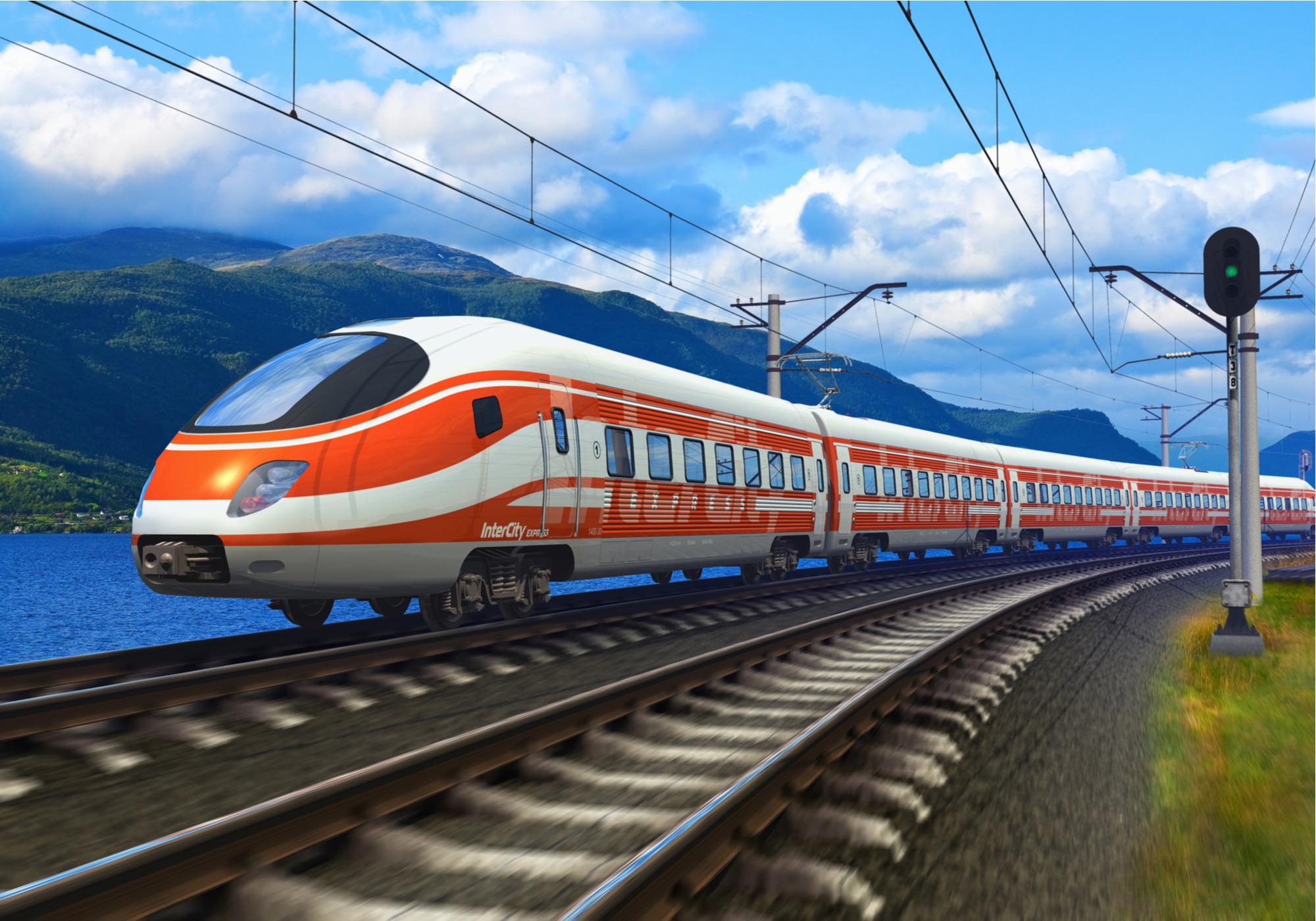 قطار عالي السرعة