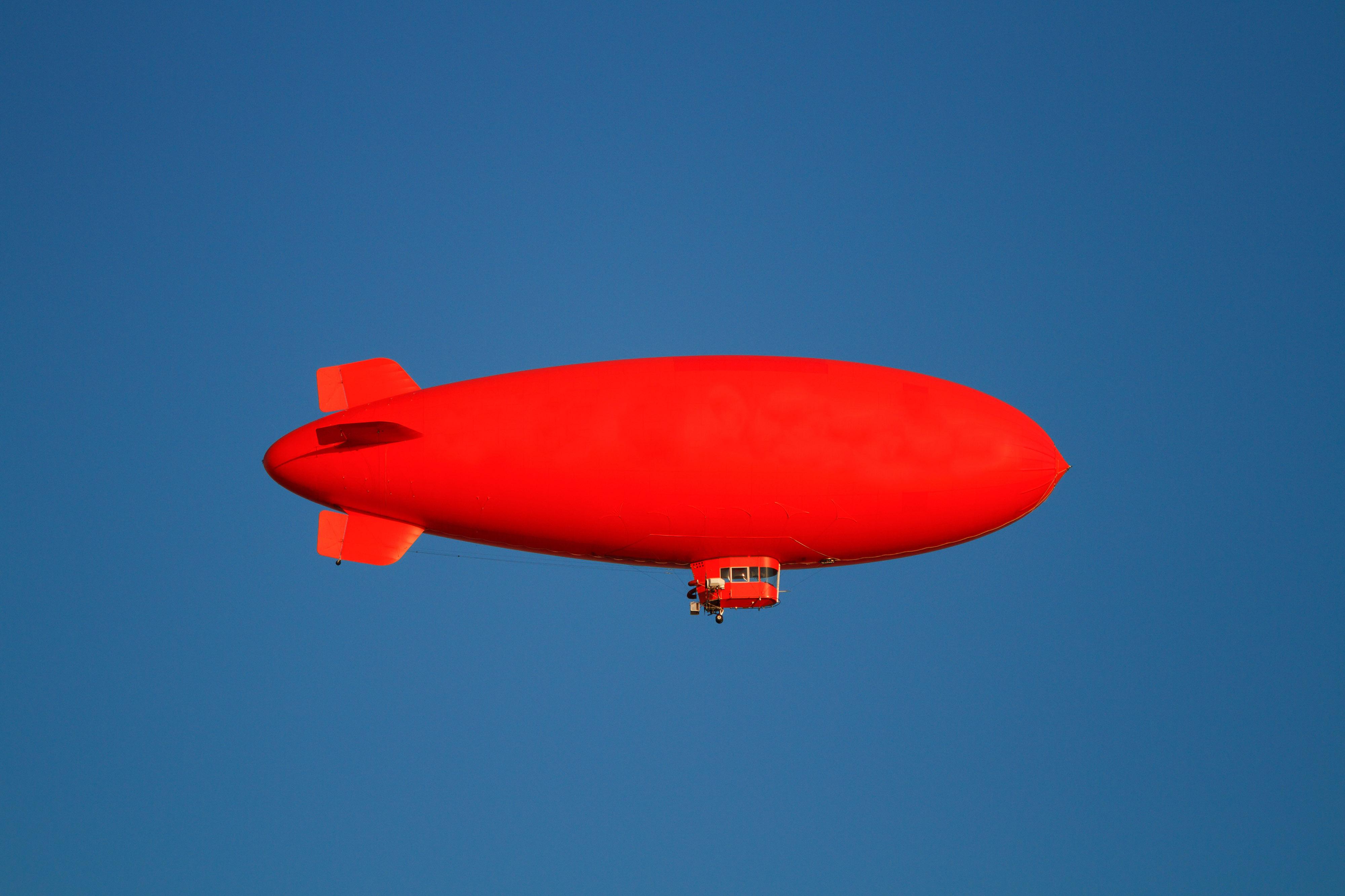منطاد أحمر – مُعدَّل