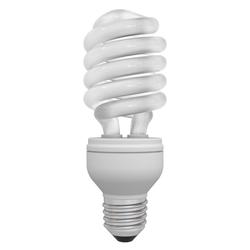 fluorescent light bulb (CFL) Edited