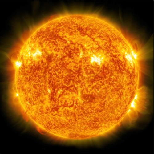 Sun global warming-500
