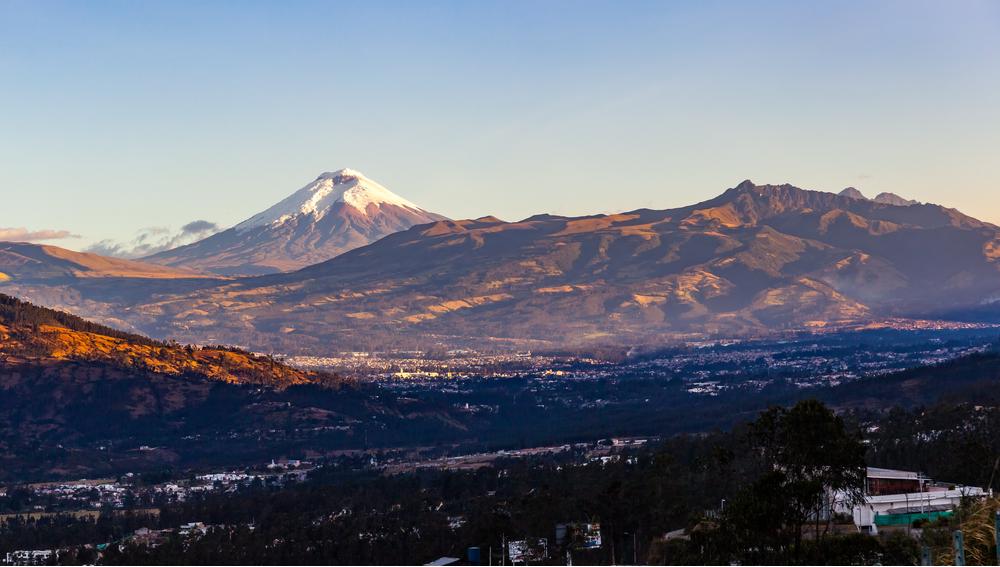 Ecuadorian Andean landscapes