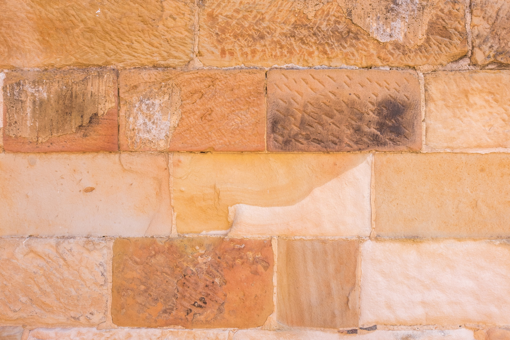 Sandstone wall-72 ppi