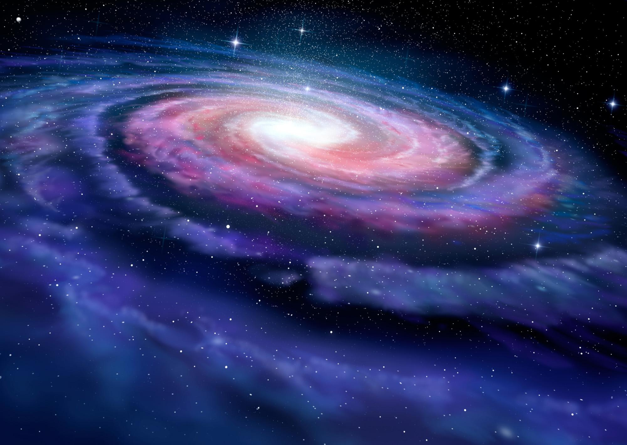 مجرة حلزونية