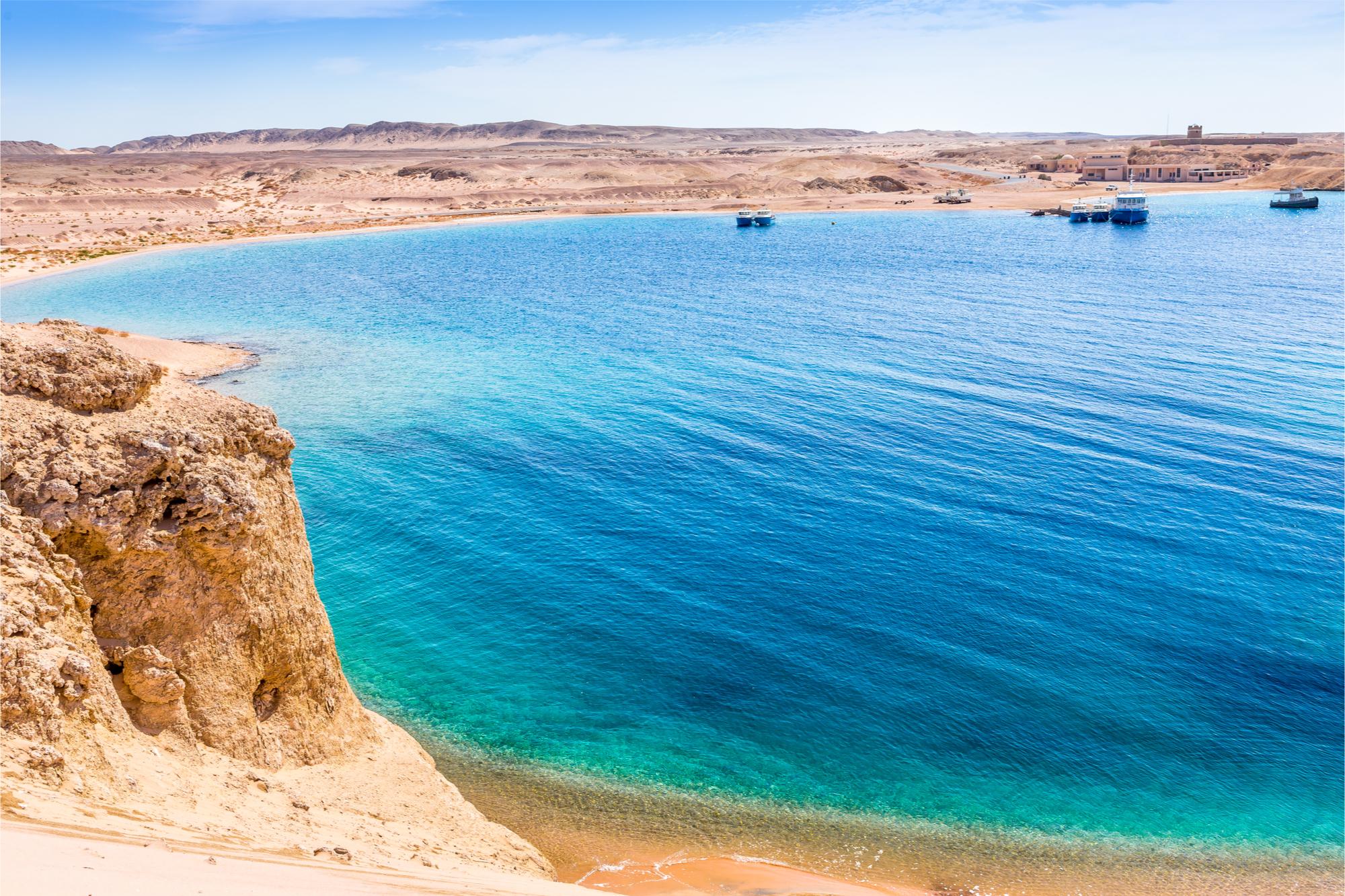 Ras Mohamed National Park in Egypt