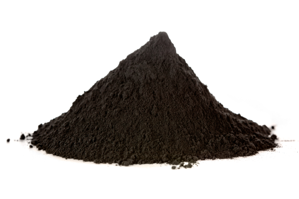 Black iron oxide, magnetite, Fe3O4