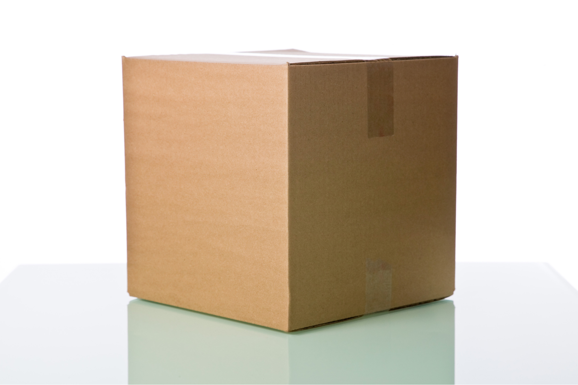صندوق كرتوني