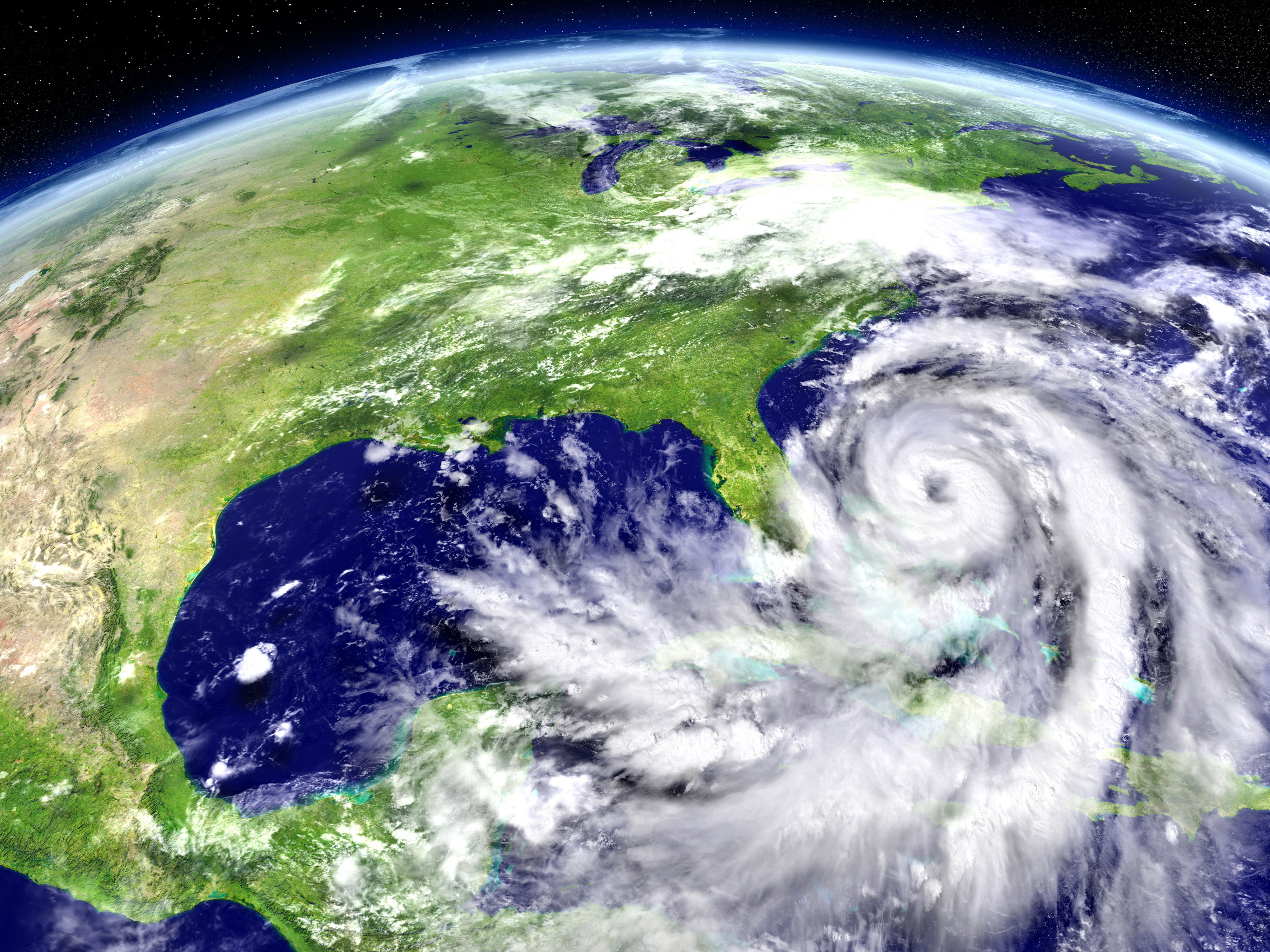 furacão Matthew desastroso - editado