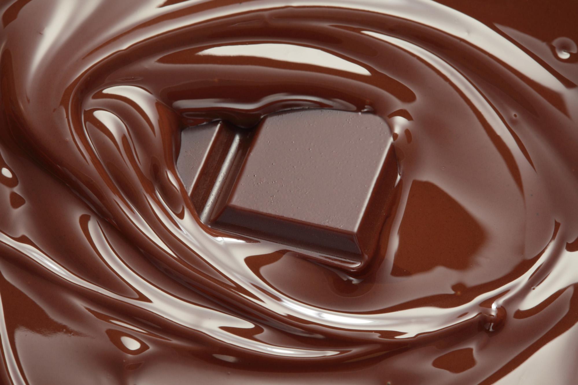 شوكولاتة ذائبة