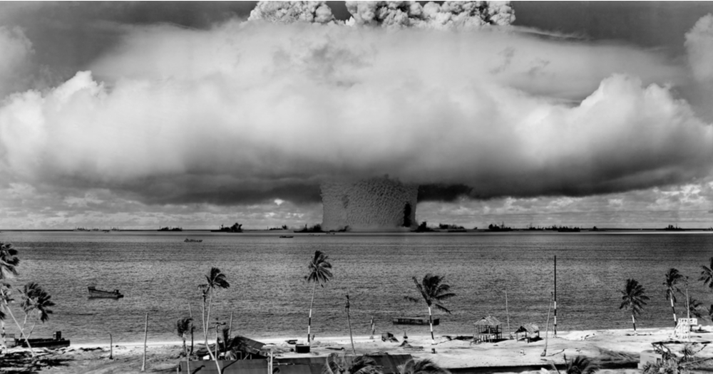The BAKER test of Operation Crossroads