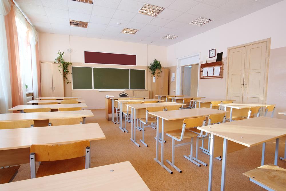 ديكور داخلي لفصل دراسي